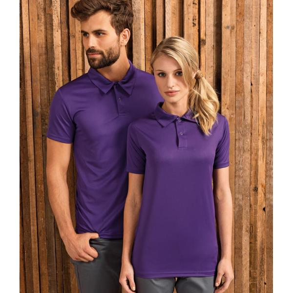 Coolchecker® Stud Piqué Polo Shirt