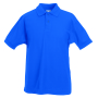Kids 65/35 Polo, Royal Blue, 14-15jr, FOL