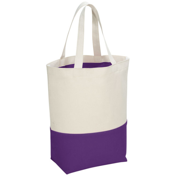 Colour-pop 280 g/m² cotton tote bag
