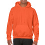Gildan Sweater Hooded HeavyBlend for him Orange XXL