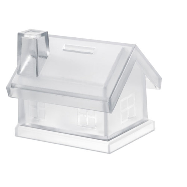 MYBANK - Plastic house coin bank
