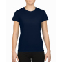 Gildan T-shirt Performance SS for her Navy XXL