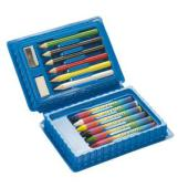 Mini colouring set
