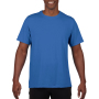 Gildan T-shirt Performance SS for him royal blue XXXL