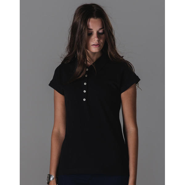 Mantis Ladies Superstar Polo Shirt