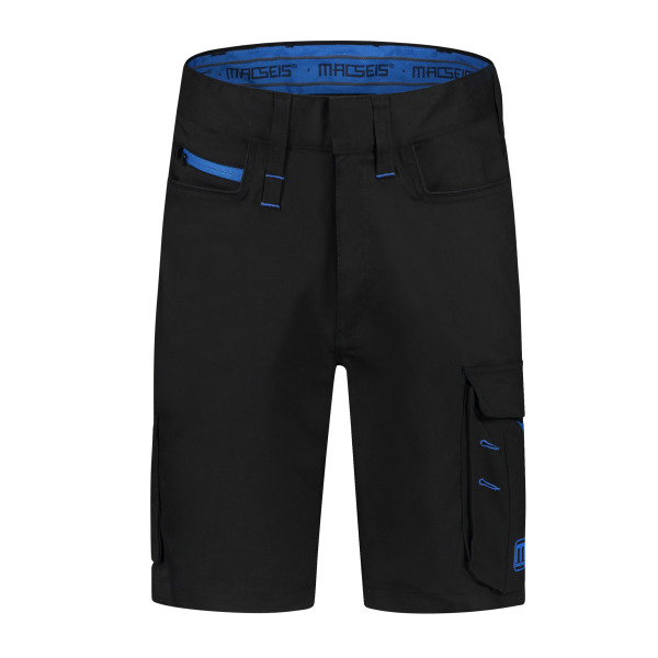 Macseis Shorts Proneon Black/RB