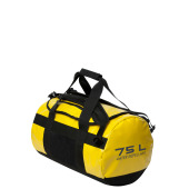 2 in 1 bag 75L geel