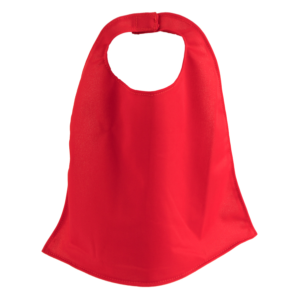 Cape, red