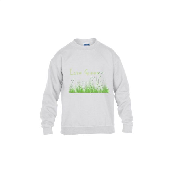 Gildan Heavyblend Crewneck Sweater kids