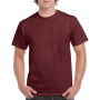 Gildan T-shirt Heavy Cotton for him maroon XXXL