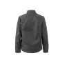 Men's Softshell Jacket donker-melange