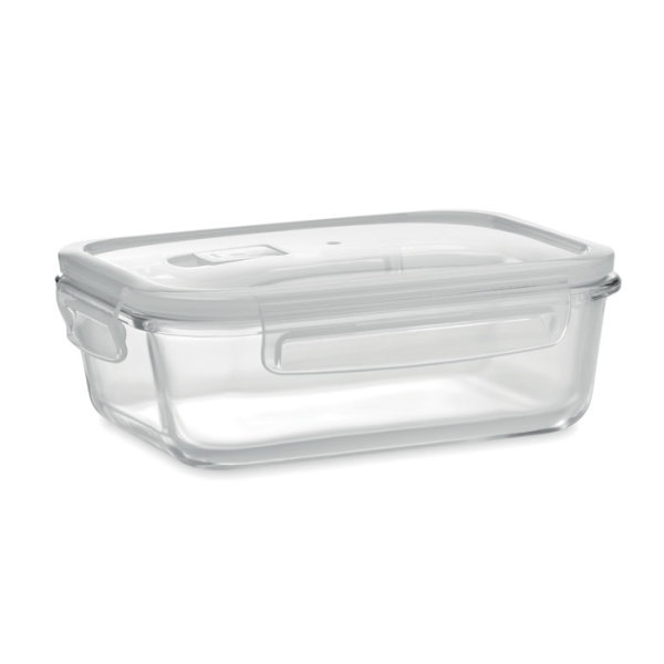 PRAGA LUNCHBOX - Glass lunchbox & PP lid 900ml