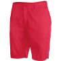 Herenbermuda washed red 48 nl (42)