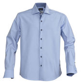 HARVEST BALTIMORE SHIRT LIGHT BLUE M