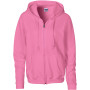 Heavy blend™ ladies' full zip hooded sweatshirt azalea s