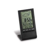 Weather station electronic black