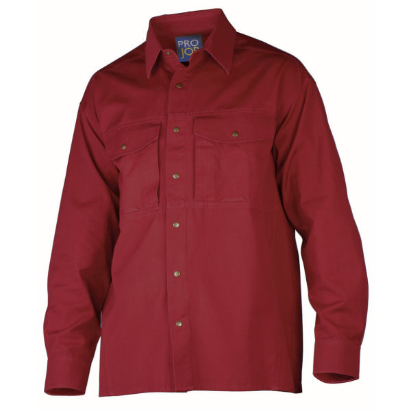 5210 SHIRT RED XS