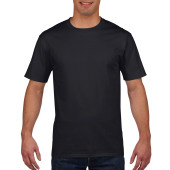 Gildan T-shirt Premium Cotton Crewneck SS for him Black S
