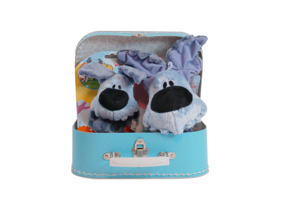 Baby Blue Bath Giftset