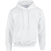Heavy blend™ classic fit adult hooded sweatshirt white xxl