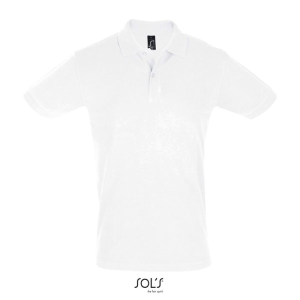 PERFECT MEN - PERFECT-heren polo-180g