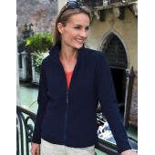 Ladies High Grade Micro Fleece Horizon Jacket