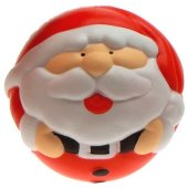 Antistress Kerstman stressbal Ø 68 mm