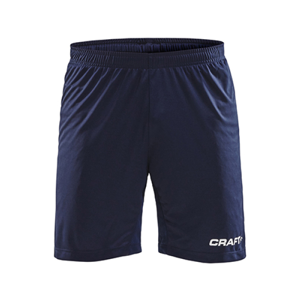 Craft Pro Control Contrast Longer Shorts JR