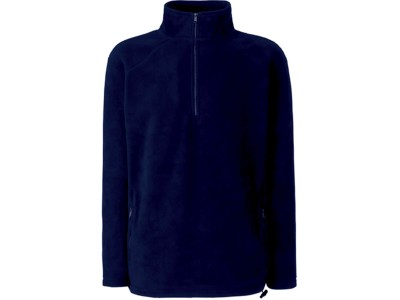 Half zip fleece (62-512-0)