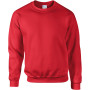 Dryblend® adult crewneck sweatshirt® red s