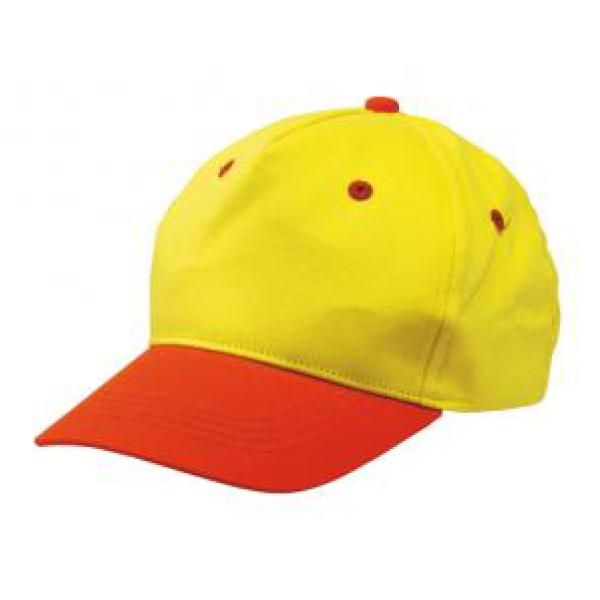 5 panel katoenen baseball cap CALIMERO