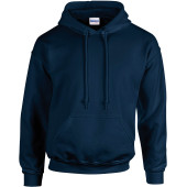 Heavy blend™ classic fit adult hooded sweatshirt navy xxl