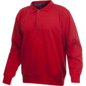 2119 SWEATSHIRT RED XS