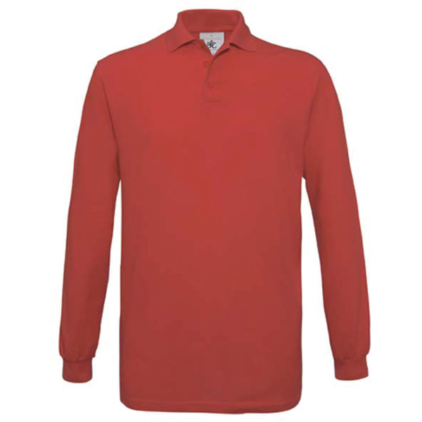 Safran lsl polo shirt