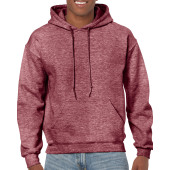 Teamtrui, heather maroon, XL