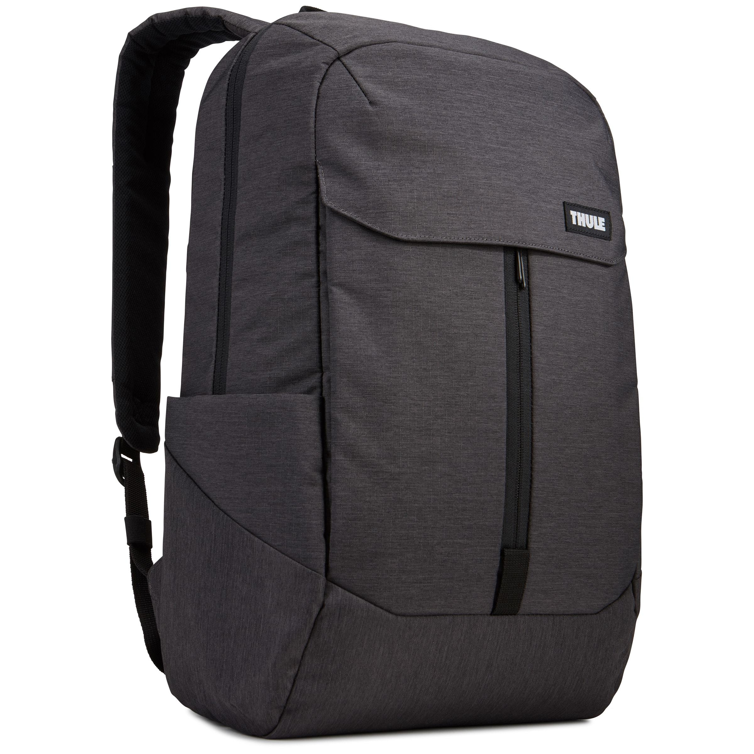 Thule Lithos Backpack 20L No personalization Zwart
