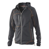 5177 Functional Hoodie Wmn Fleece Jackets