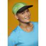 4 Panel Active Cap roze/zwart