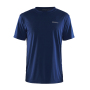 Craft Prime Tee men deep melange s