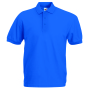 65/35 Pique Polo, Royal Blue, M, FOL