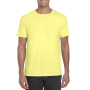 Gildan T-shirt SoftStyle SS for him cornsilk M