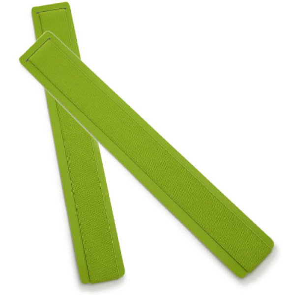 Book Mark with Elastic Band-Big size-Green