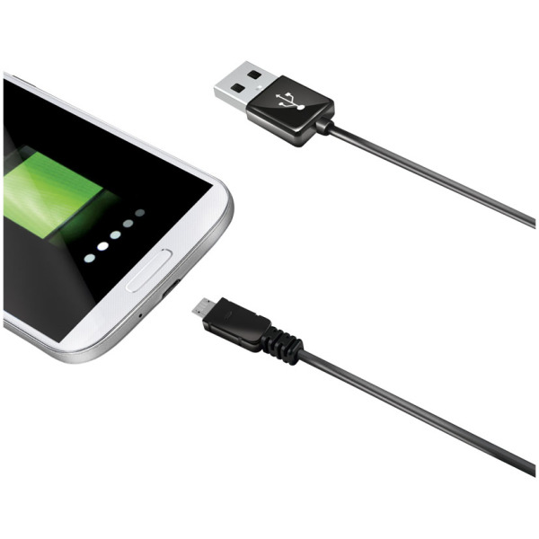 Celly USB to Micro-USB datakabel 1m
