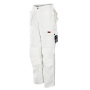 2159 Trouser HP White Line  White D92