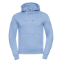 Authentic Hooded Sweat, Sky, XL, RUS
