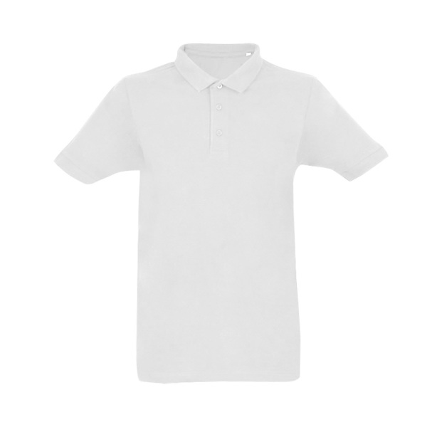 THC MONACO WH. Men's polo shirt