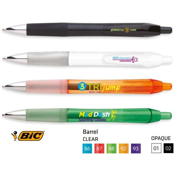 Bic Intensity Gel Clic balpen
