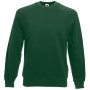 Classic raglan sweat (62-216-0) bottle green xxl
