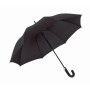 "Autom. golf umbrella,""Subway"", black"