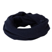 Roll-Up Scarf - donker-denim